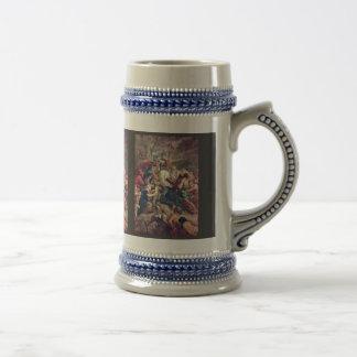 Christ Carrying The Cross By Rubens Peter Paul Coffee Mugs