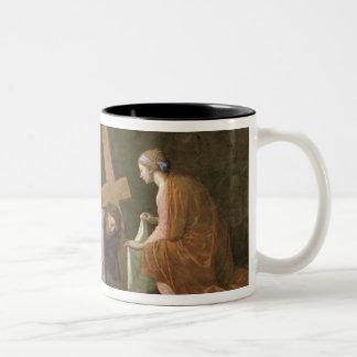 Christ Carrying the Cross, c.1651 Two-Tone Mug