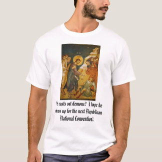 Christ Casting Out Demons T-Shirt