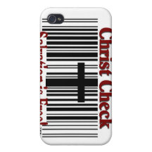 Christ Check! iPhone 4/4S Case