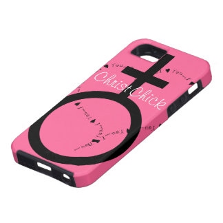 Christ Chick iPhone 5 Covers