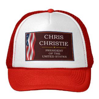 Christ Christie President V3 Trucker Hat