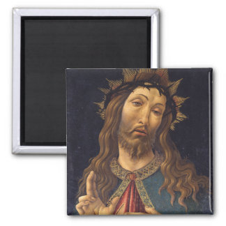 Christ Crowned with Thorns by Botticelli Fridge Magnet