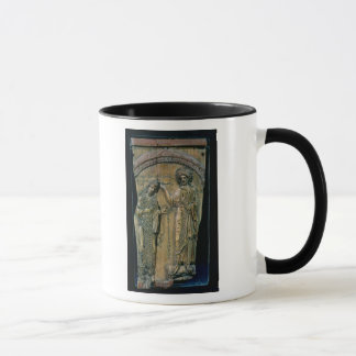 Christ Crowning the Emperor Constantine VII Mug