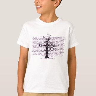 Christ Curses the Fig Tree Tee Shirt