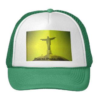 Christ de Puerto Silver Cap