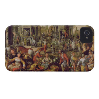 Christ displayed to the people iPhone 4 Case-Mate cases
