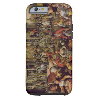 Christ displayed to the people tough iPhone 6 case