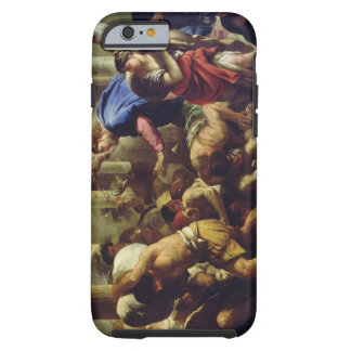 Christ Driving the Merchants from the Temple Tough iPhone 6 Case