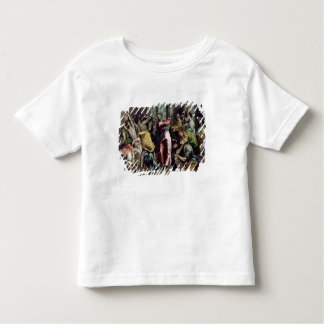 Christ Driving the Traders from the Temple Toddler T-Shirt