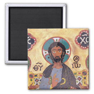 Christ Enthroned Magnet