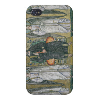 Christ enthroned with the angels 2 iPhone 4 covers