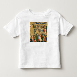 Christ Glorified in the Court of Heaven Toddler T-Shirt