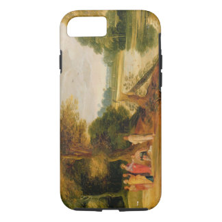 Christ Healing the Blind Man iPhone 8/7 Case