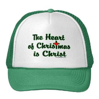 Christ in Christmas Mesh Hats