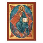 Christ in Glory Postcard