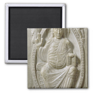 Christ in Majesty, from the ambulatory Magnet
