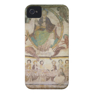 Christ in Majesty with Four Evangelical Symbols an Case-Mate iPhone 4 Case