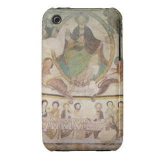 Christ in Majesty with Four Evangelical Symbols an iPhone 3 Cover