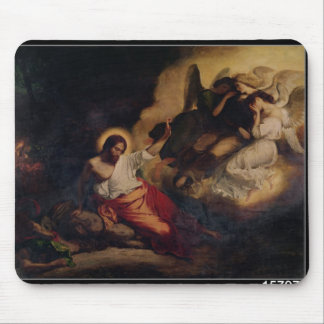 Christ in the Garden of Olives, 1827 Mouse Mat