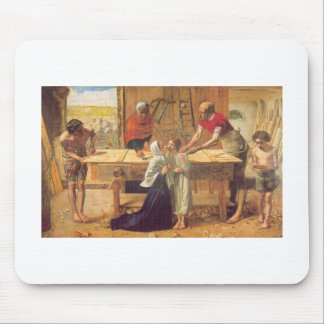Christ In the House of His Parents Mouse Pad