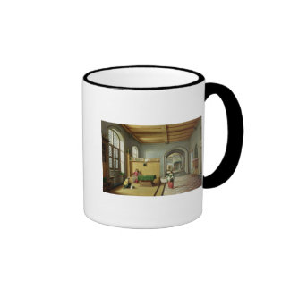 Christ in the House of Martha and Mary Coffee Mugs