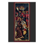 Christ In The House Of Simon By Holbein Sigmund Poster