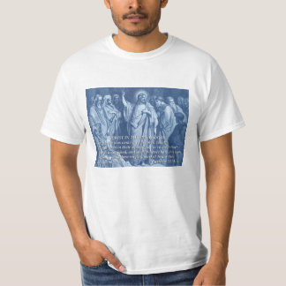 Christ in the Synagogue - Gustave Dore T-Shirt
