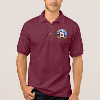 Christ Is Alive – C.I.A. icon look-alike Polo T-shirt
