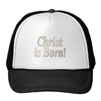 Christ is born! cap