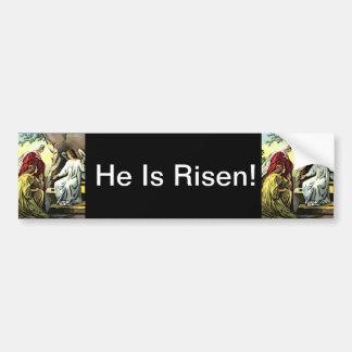 Christ Is Risen, Surely He is Risen! Bumper Sticker