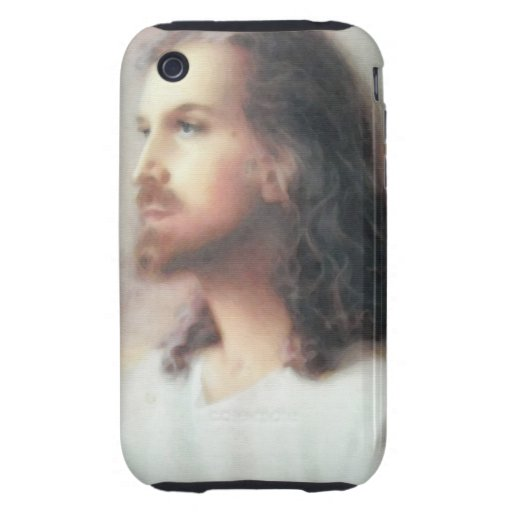Christ Jesus Tough iPhone 3 Covers