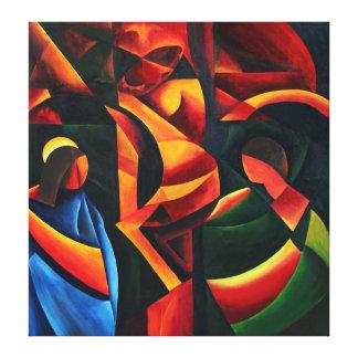 Christ - Last breath 2008 Canvas Prints
