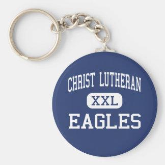 Christ Lutheran - Eagles - High - Davenport Iowa Key Ring