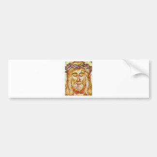 Christ - Modern and Ancient Bumper Sticker