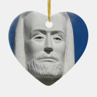 Christ of the Ozarks | Jesus Christmas Ornament