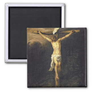 Christ on the Cross, 1672 Magnet