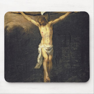 Christ on the Cross, 1672 Mouse Mat