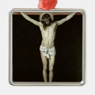 Christ on the Cross, c.1630 Christmas Ornament