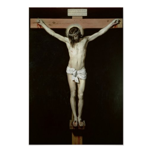Christ on the Cross, c.1630 Poster