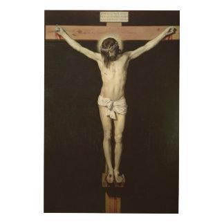 Christ on the Cross, c.1630 Wood Wall Art