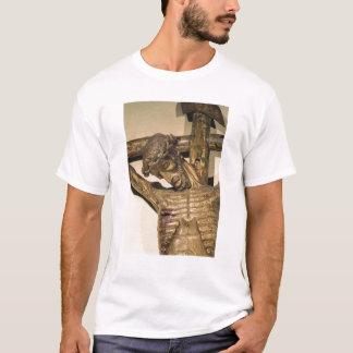 """Christ on the Cross, called """"Le Devot Christ"""" T-Shirt"""