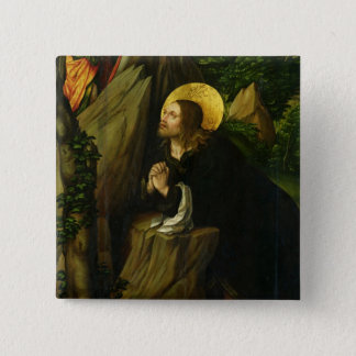 Christ on the Mount of Olives, 1505 15 Cm Square Badge