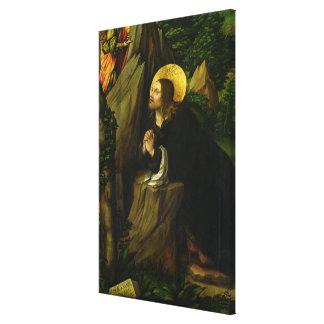Christ on the Mount of Olives, 1505 Canvas Print