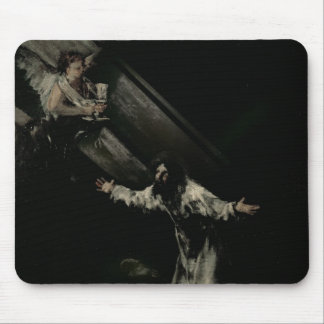 Christ on the Mount of Olives 1819 Mousepads