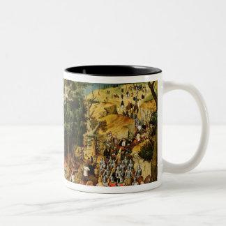 Christ on the Road to Calvary, 1607 Mug