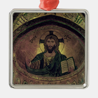 Christ Pantocrat in the apse Christmas Ornament