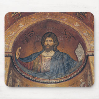 Christ Pantocrator and the Madonna Mouse Mat