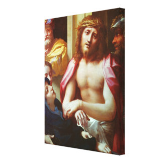 Christ Presented to the People (Ecce Homo) Canvas Print