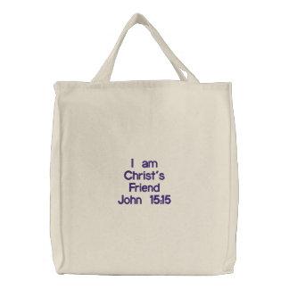 Christ s Friend Bag